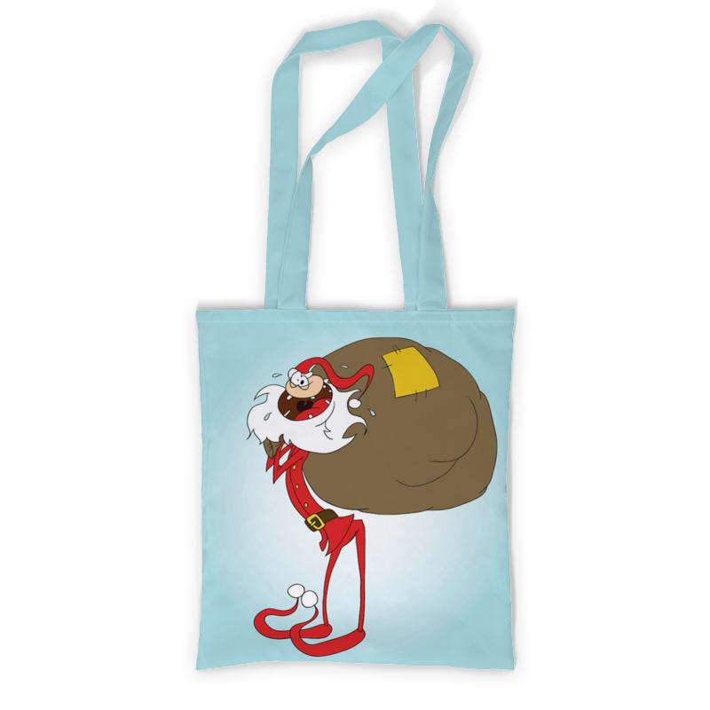 Printio Санта сумка с полной запечаткой printio санта