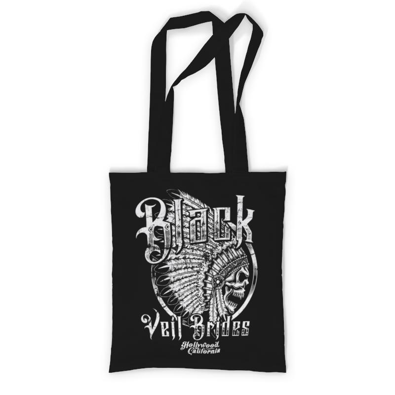 Сумка с полной запечаткой Printio Black veil brides сумка cullmann protector maxima 330 black 96333