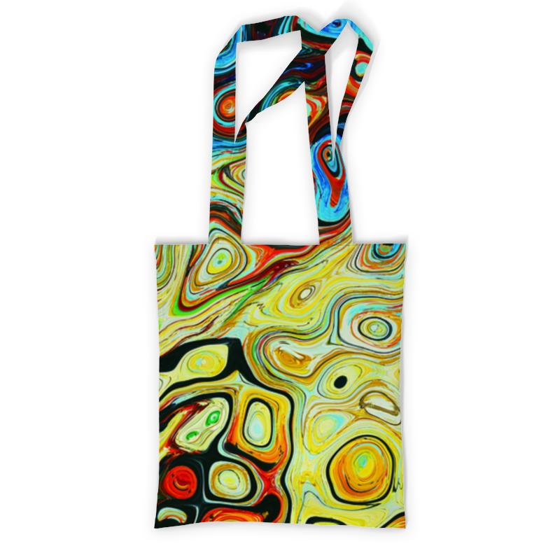 Сумка с полной запечаткой Printio Сумка liquid motion ай ши  oiwas  моды случайные сумка сумка