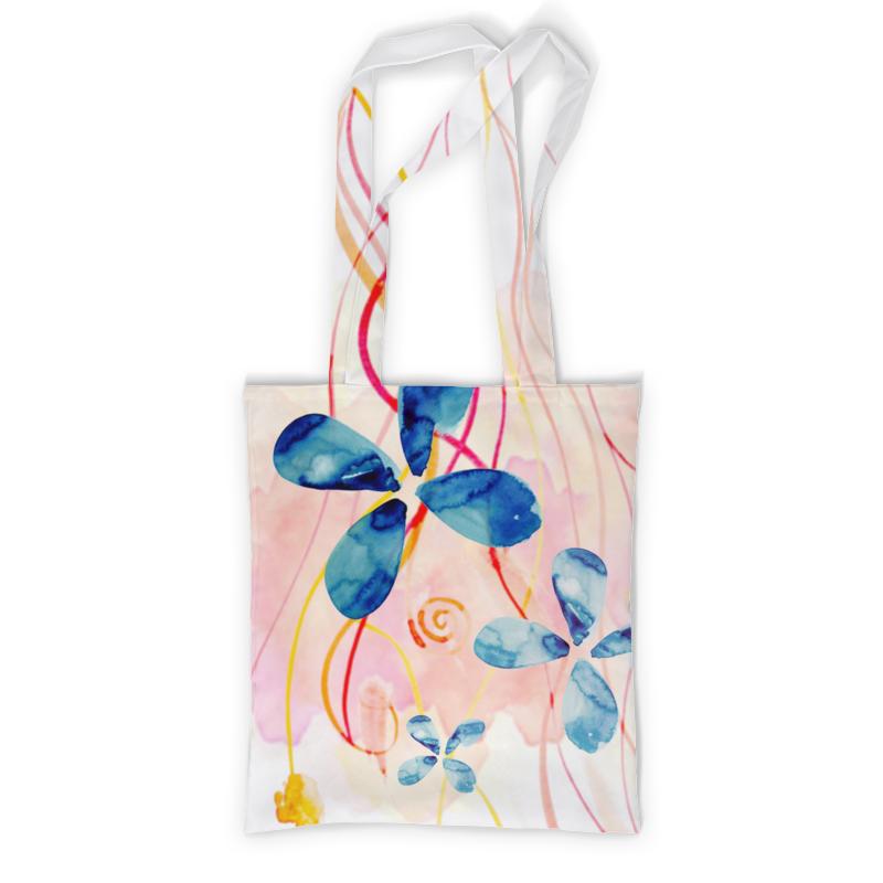 Сумка с полной запечаткой Printio Sweet spring (aquarelle)