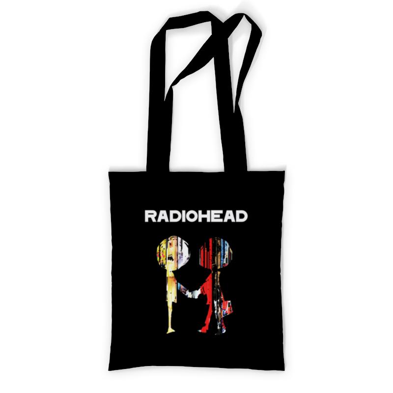 Сумка с полной запечаткой Printio Radiohead cd из японии radiohead