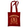 """Сумка с полной запечаткой """"Игра Престолов. Дом Ланнистеров"""" - игра престолов, game of thrones, ланнистеры, house lannister, дом ланнистеров"""