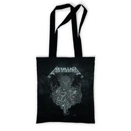 """Сумка с полной запечаткой """"Metallica"""" - рок, metallica, группы, метал, металлика"""