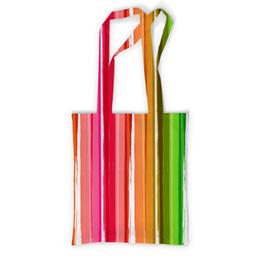 """Сумка с полной запечаткой """"Палитра"""" - узор, рисунок, разноцветный, полосатый, палитра"""