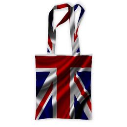 """Сумка с полной запечаткой """"Британский Флаг"""" - великобритания"""
