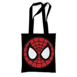 """Сумка с полной запечаткой """"Spider-man / Человек-паук"""" - человек-паук, spider-man, мультфильм, комиксы, фильм"""