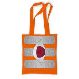 """Сумка с полной запечаткой """"Символы индуизма (для шиваитов и шактов)"""" - символ, индуизм, шива, мехенди, шакти"""