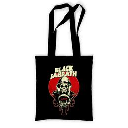 """Сумка с полной запечаткой """"Black Sabbath"""" - metal, рок, группы, black sabbath, ozzy osbourne"""