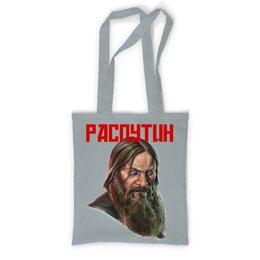 """Сумка с полной запечаткой """"Распутин"""" - россия, история, распутин, rasputin, целитель"""