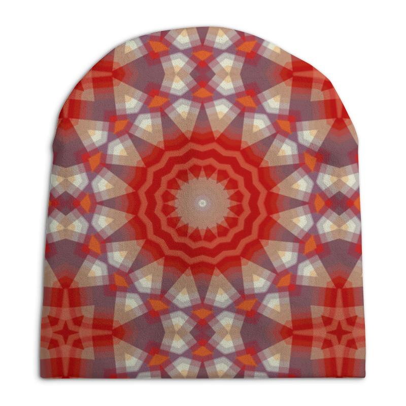 Шапка унисекс с полной запечаткой Printio Sihaya шапка унисекс с полной запечаткой printio боярыня морозова василий суриков