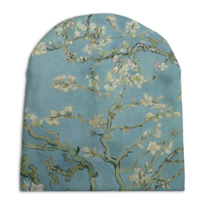 Printio Цветы миндаля (ван гог) свитшот унисекс с полной запечаткой printio закат в монмажуре винсент ван гог