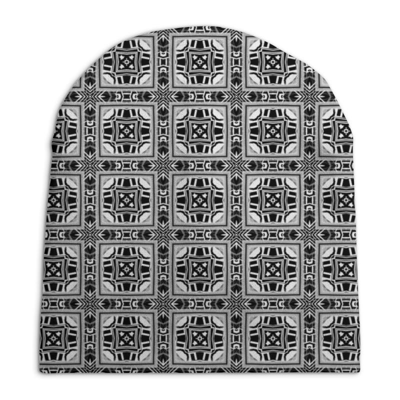 Шапка унисекс с полной запечаткой Printio Hkkknmnm200056 шапка унисекс с полной запечаткой printio texture