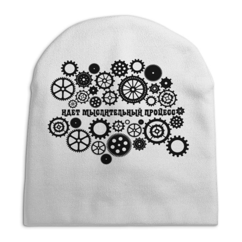 Шапка унисекс с полной запечаткой Printio Без названия printio шапка унисекс с полной запечаткой