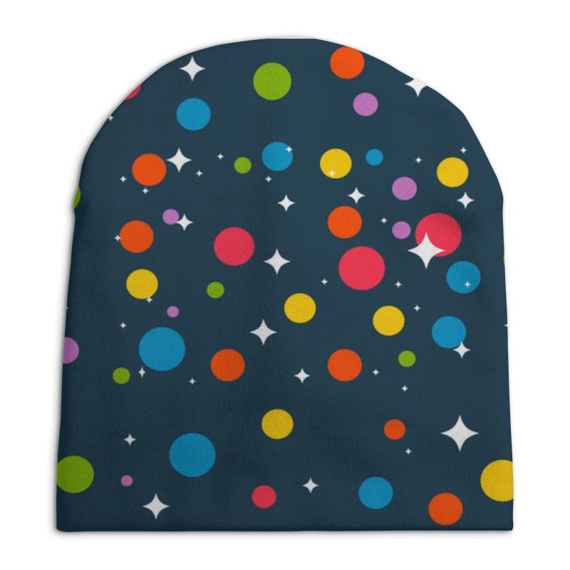 Шапка унисекс с полной запечаткой Printio Star printio шапка унисекс с полной запечаткой