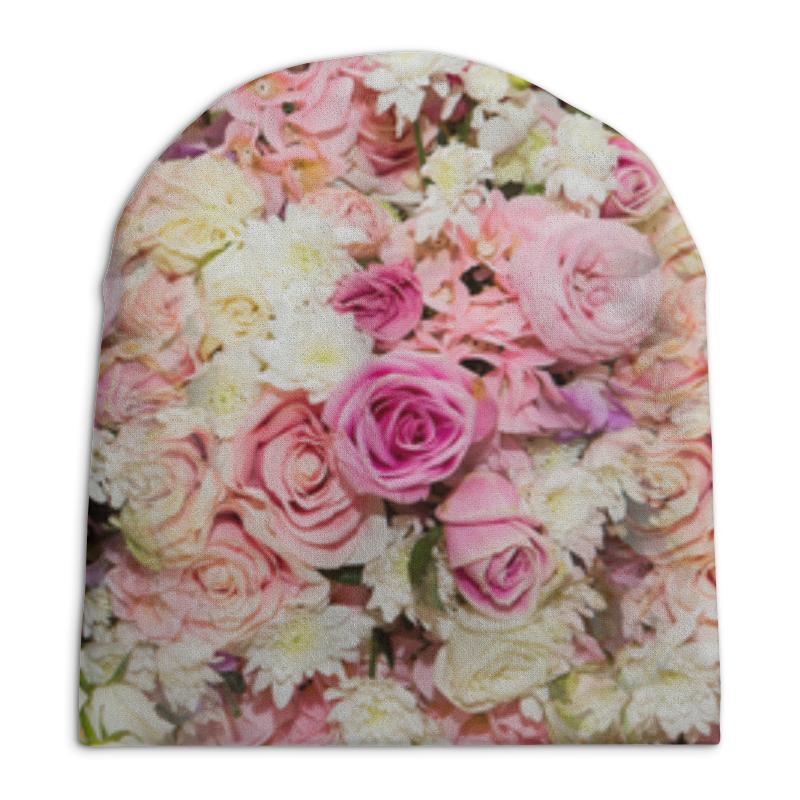 Шапка унисекс с полной запечаткой Printio Нежность шапка унисекс с полной запечаткой printio боярыня морозова василий суриков