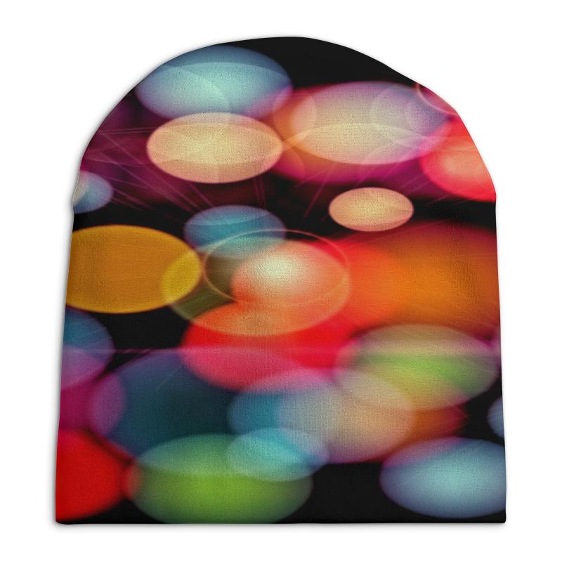 Шапка унисекс с полной запечаткой Printio Солнечные блики шапка унисекс с полной запечаткой printio спиннер