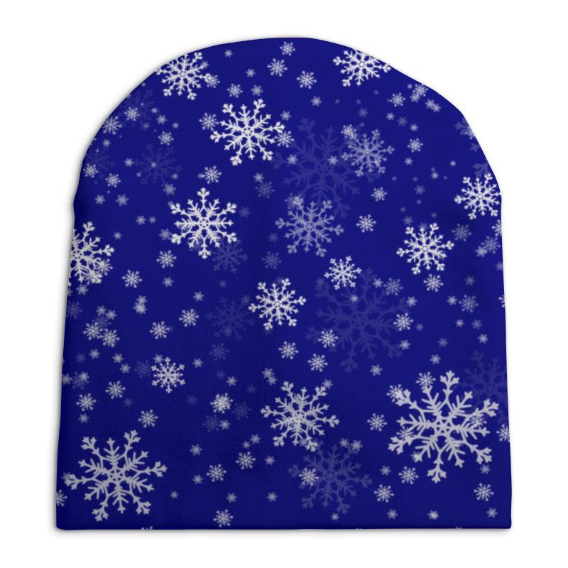 Шапка унисекс с полной запечаткой Printio Samur!!! шапка унисекс с полной запечаткой printio зимние забавы