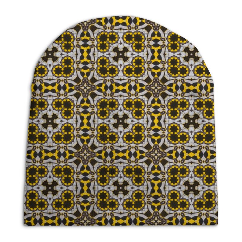 Шапка унисекс с полной запечаткой Printio Oolop7600 шапка унисекс с полной запечаткой printio огурчики