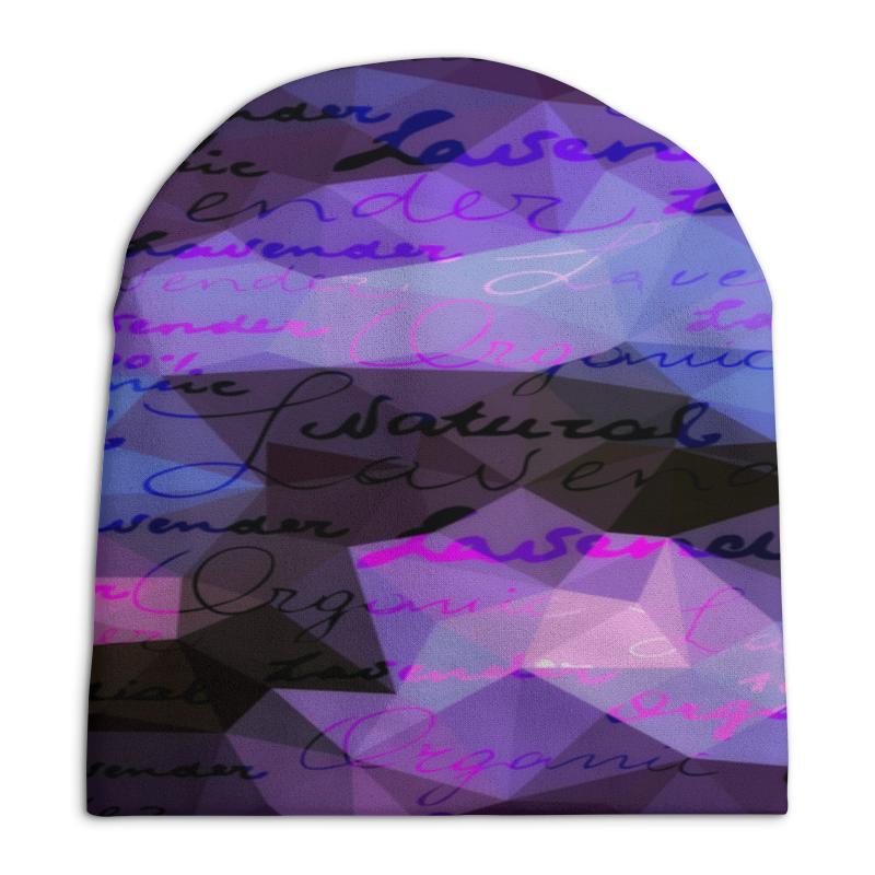 Шапка унисекс с полной запечаткой Printio Надписи printio шапка унисекс с полной запечаткой