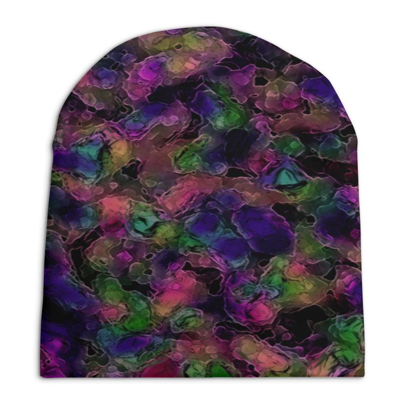 Фото - Шапка унисекс с полной запечаткой Printio Цвета шапка унисекс с полной запечаткой printio денис
