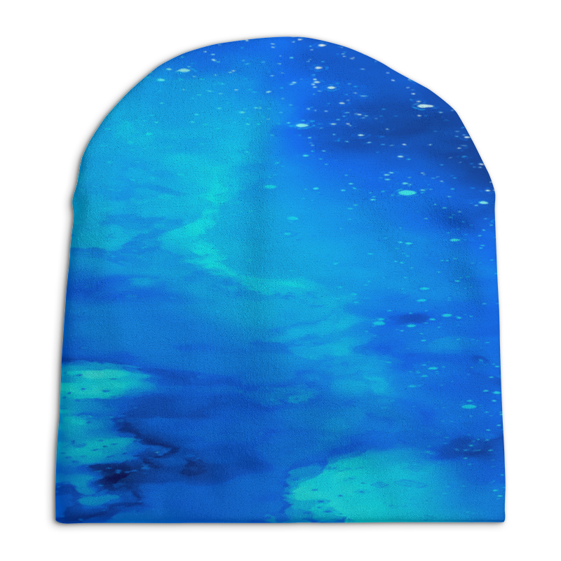 Шапка унисекс с полной запечаткой Printio Звездное небо картленд б звездное небо гонконга