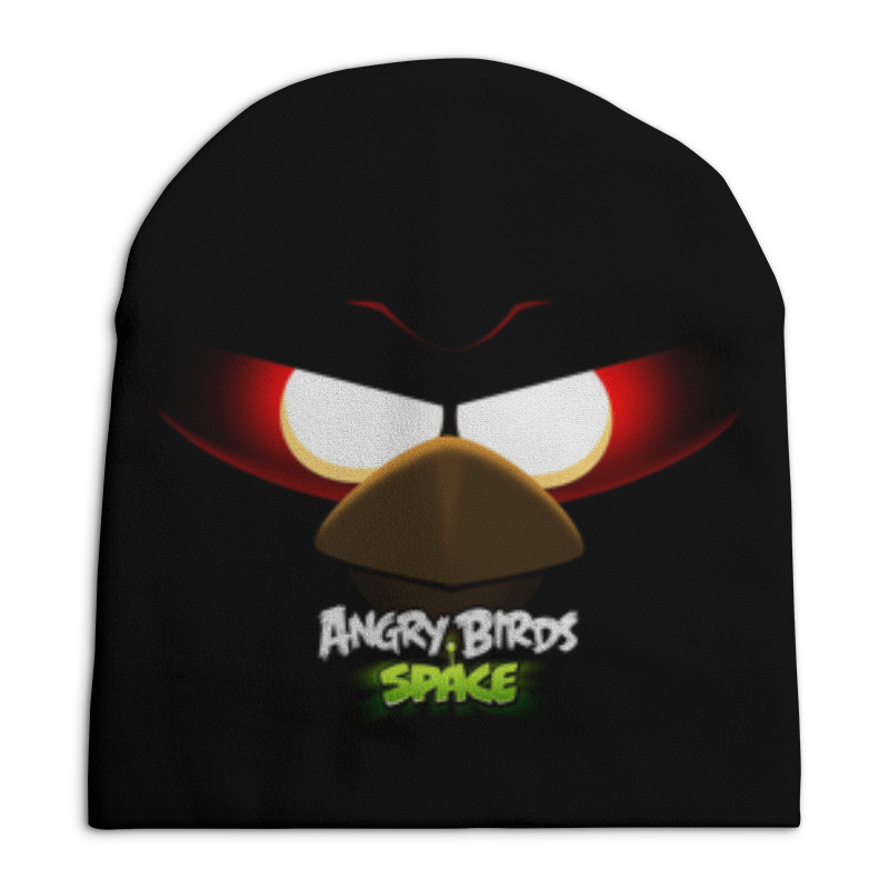 Шапка унисекс с полной запечаткой Printio Space (angry birds) шапка унисекс с полной запечаткой printio angry birds
