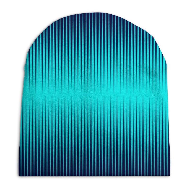 Шапка унисекс с полной запечаткой Printio Абстрактный рисунок шапка унисекс с полной запечаткой printio спиннер
