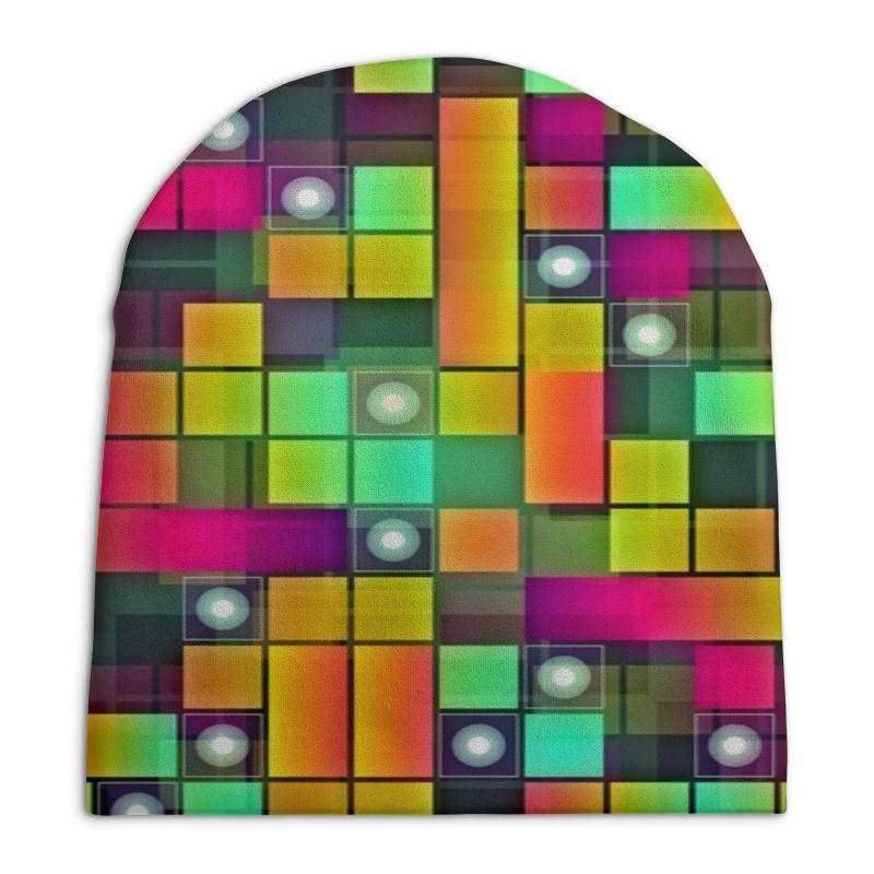 Шапка унисекс с полной запечаткой Printio Графика шапка унисекс с полной запечаткой printio боярыня морозова василий суриков