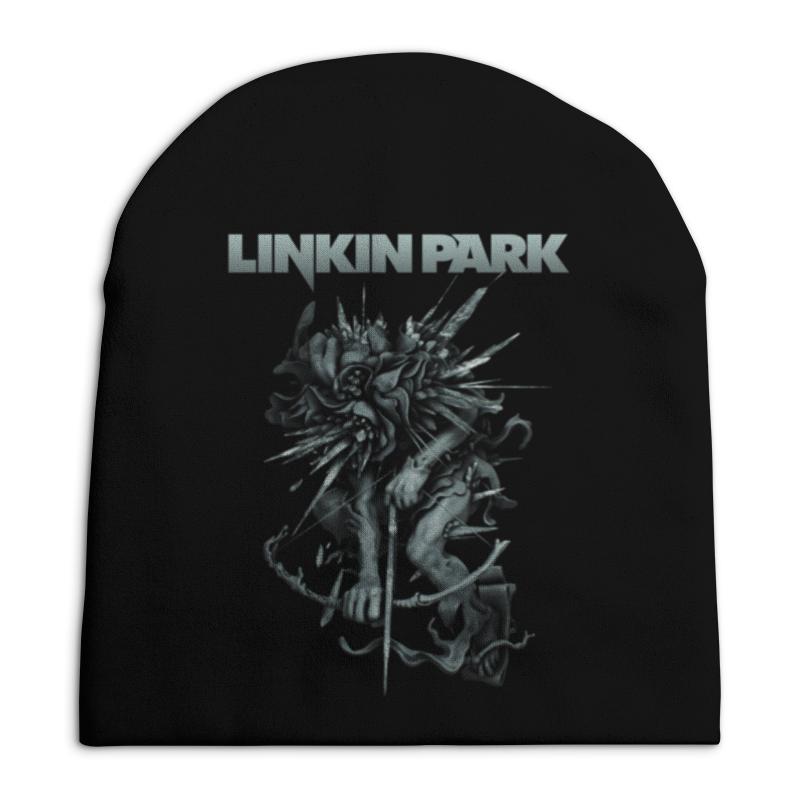 Шапка унисекс с полной запечаткой Printio Linkin park шапка унисекс с полной запечаткой printio сад земных наслаждений