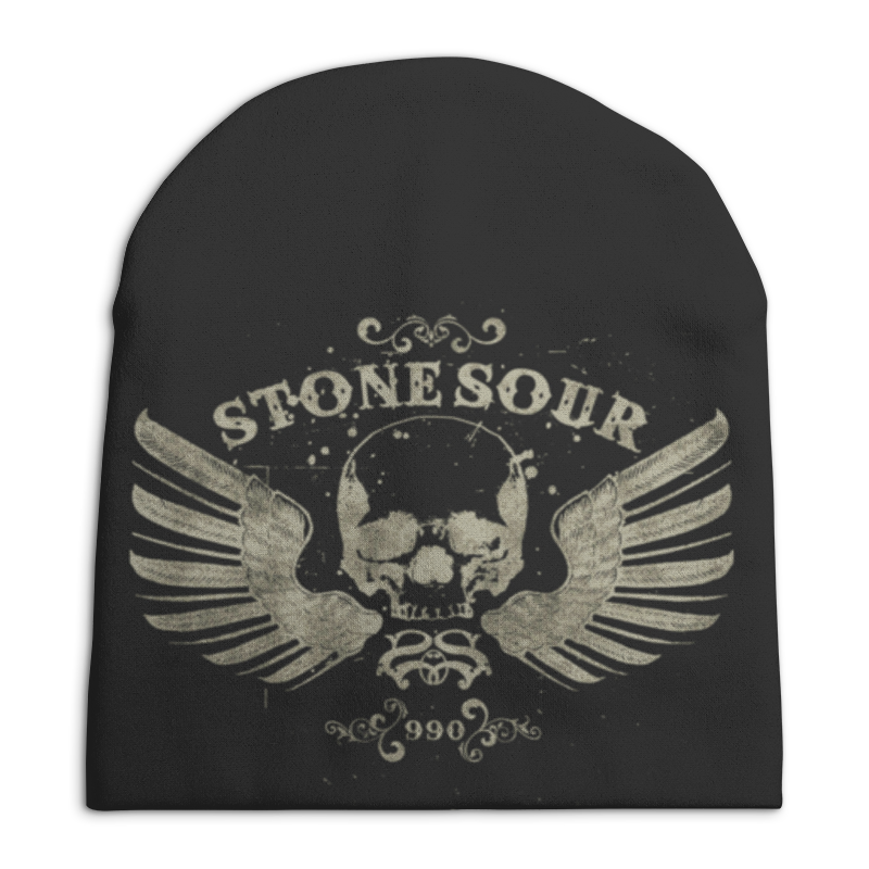 Шапка унисекс с полной запечаткой Printio stone sour шапка унисекс с полной запечаткой printio спиннер
