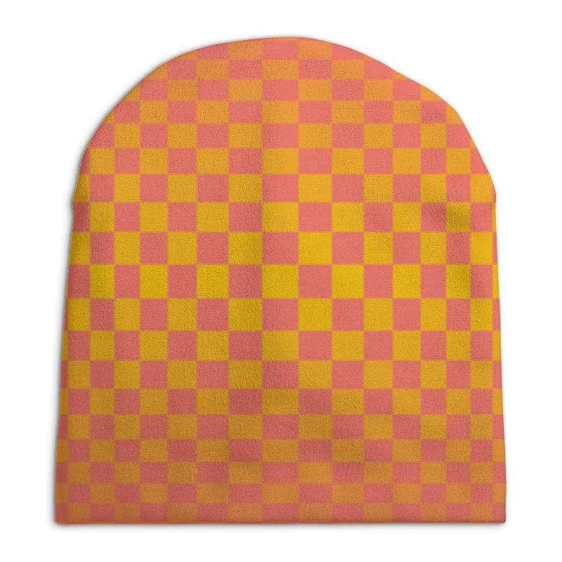 Шапка унисекс с полной запечаткой Printio Абстракция шапка унисекс с полной запечаткой printio красная абстракция
