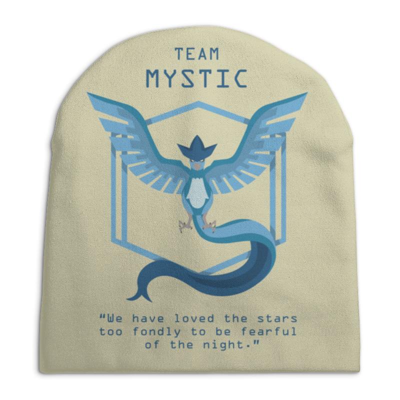 Printio Team mystic сумка с полной запечаткой printio pokemon go valor team