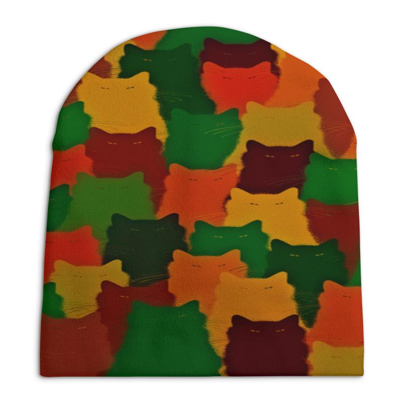 Шапка унисекс с полной запечаткой Printio Домашние питомцы домашние костюмы