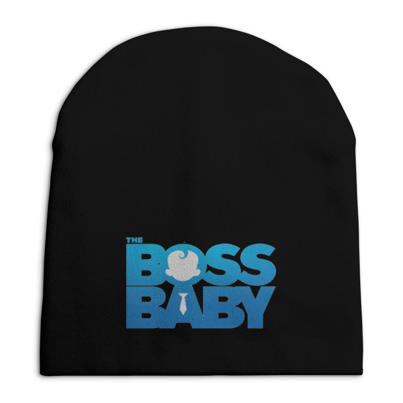 Шапка унисекс с полной запечаткой Printio Босс-молокосос / the boss baby босс молокосос blu ray 3d