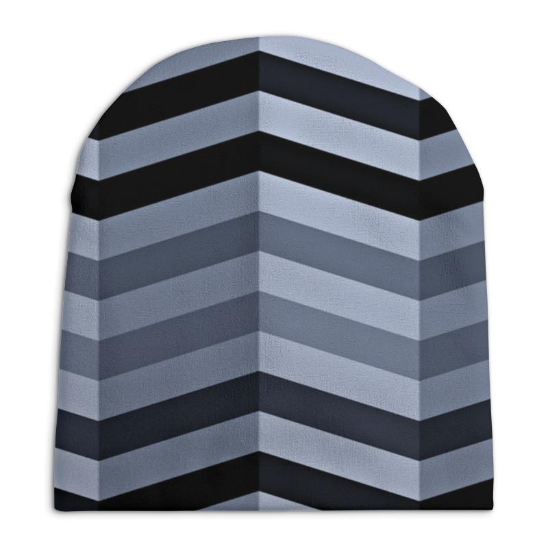 Шапка унисекс с полной запечаткой Printio Волны printio шапка унисекс с полной запечаткой