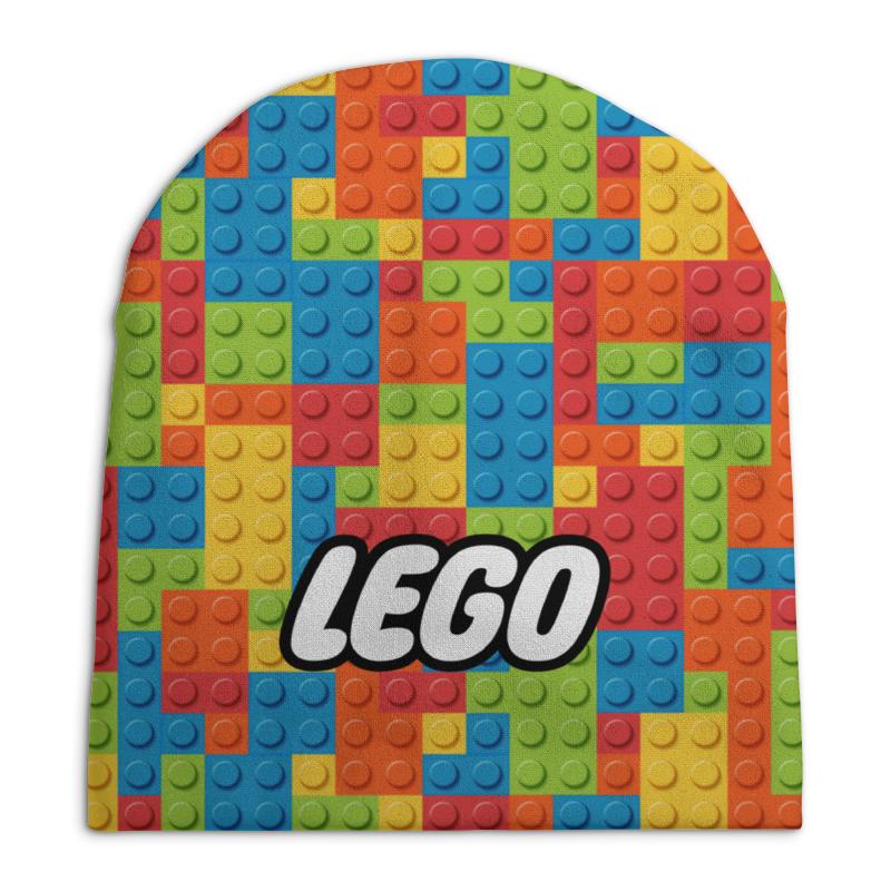 Шапка унисекс с полной запечаткой Printio Lego lego wear шапка lego wear модель 28268397