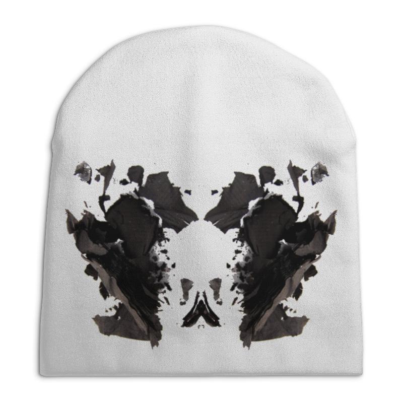 Шапка унисекс с полной запечаткой Printio Тест роршаха шапка унисекс с полной запечаткой printio спиннер