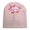 """Шапка унисекс с полной запечаткой """"Розовый поросенок"""" - арт, счастье, малыш, свин, розовый поросенок"""