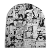 "Шапка унисекс с полной запечаткой ""Рик и Морти"" - комиксы, rick and morty, рик и морти, рик, морти"