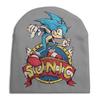 """Шапка унисекс с полной запечаткой """"Sonic the Hedgehog"""" - игра, соник"""