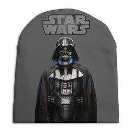 """Шапка унисекс с полной запечаткой """"Звёздные войны"""" - кино, звёздные войны, star wars"""