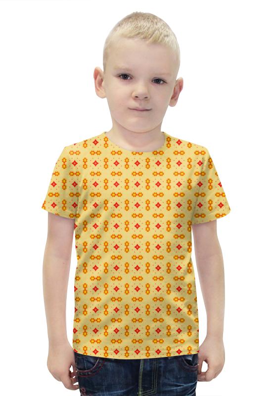 Футболка с полной запечаткой для мальчиков Printio Haiku футболка с полной запечаткой для мальчиков printio bats spawn arsb