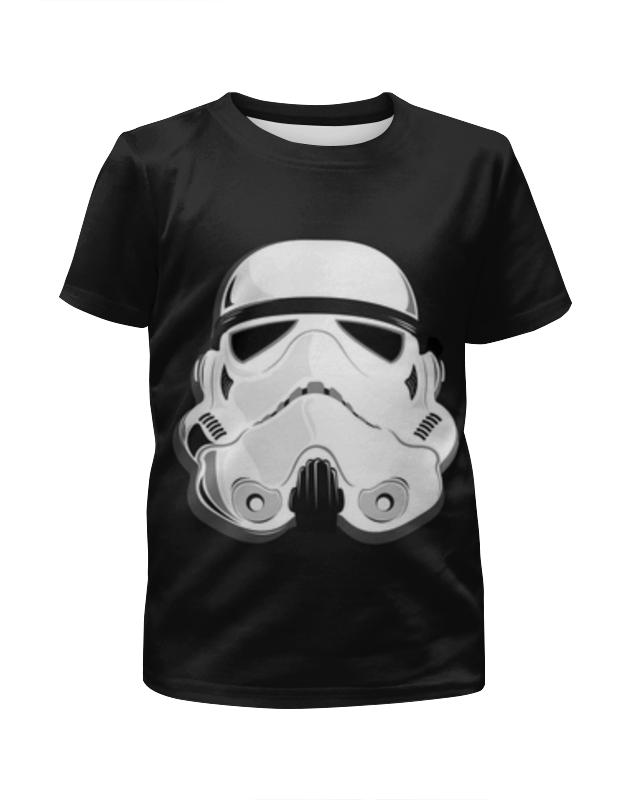Футболка с полной запечаткой для мальчиков Printio Star wars stormtrooper фонарь lego star wars stormtrooper