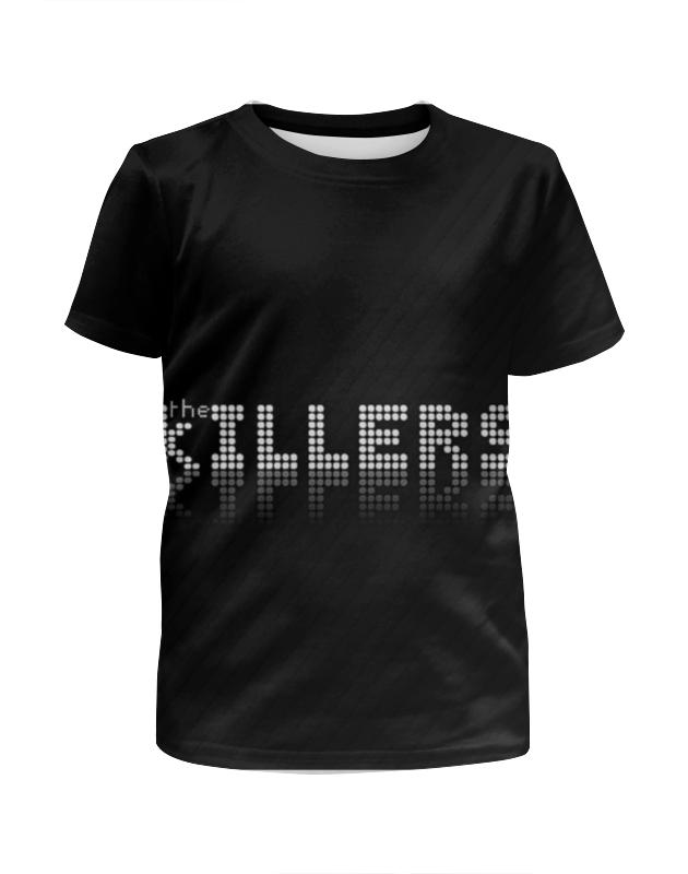 Футболка с полной запечаткой для мальчиков Printio The killers футболка с полной запечаткой для мальчиков printio the pattern of lines