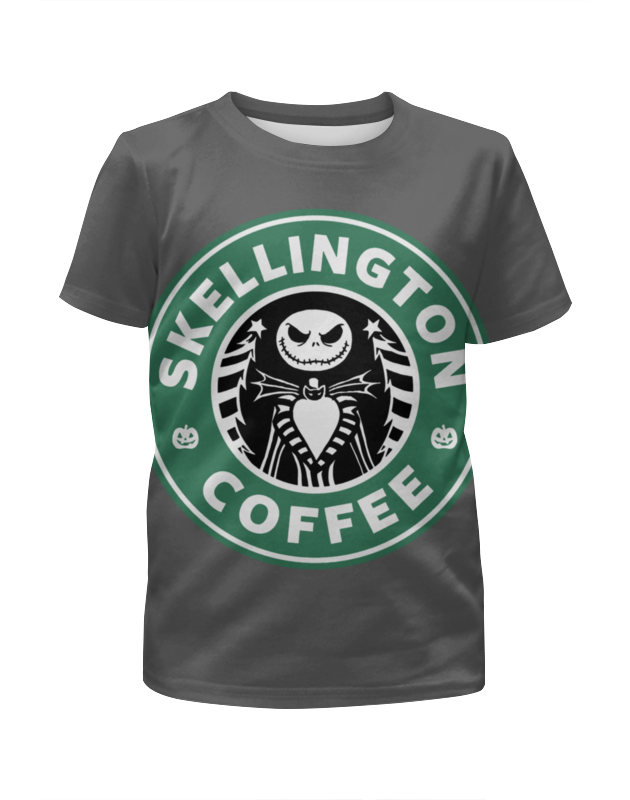 Printio Starbucks / skellington coffee printio starbucks