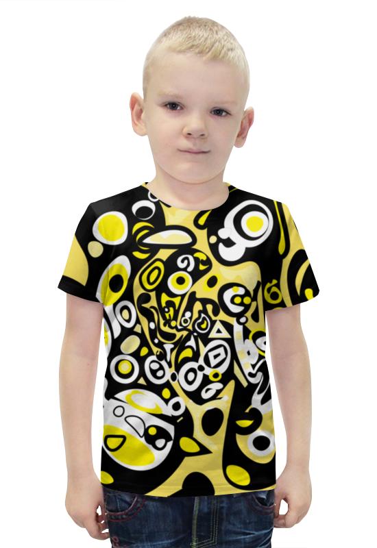 Футболка с полной запечаткой для мальчиков Printio Iommm50232 футболка с полной запечаткой для мальчиков printio фруктовая