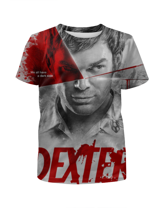 Printio Декстер / dexter dexter s final cut