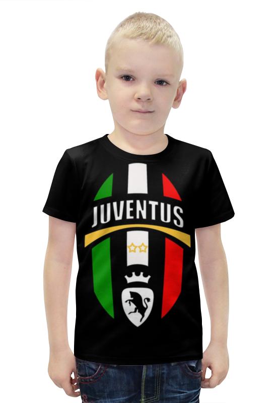 Футболка с полной запечаткой для мальчиков Printio Ювентус (juventus) футболка print bar ювентус