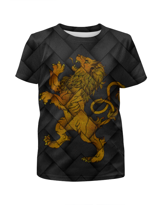 Футболка с полной запечаткой для мальчиков Printio Игра престолов!!! футболка wearcraft premium printio игра престолов