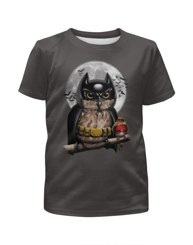 Printio Супергерои футболка с полной запечаткой для мальчиков printio супергерои
